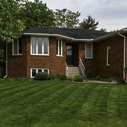Residential Lawn Grooming